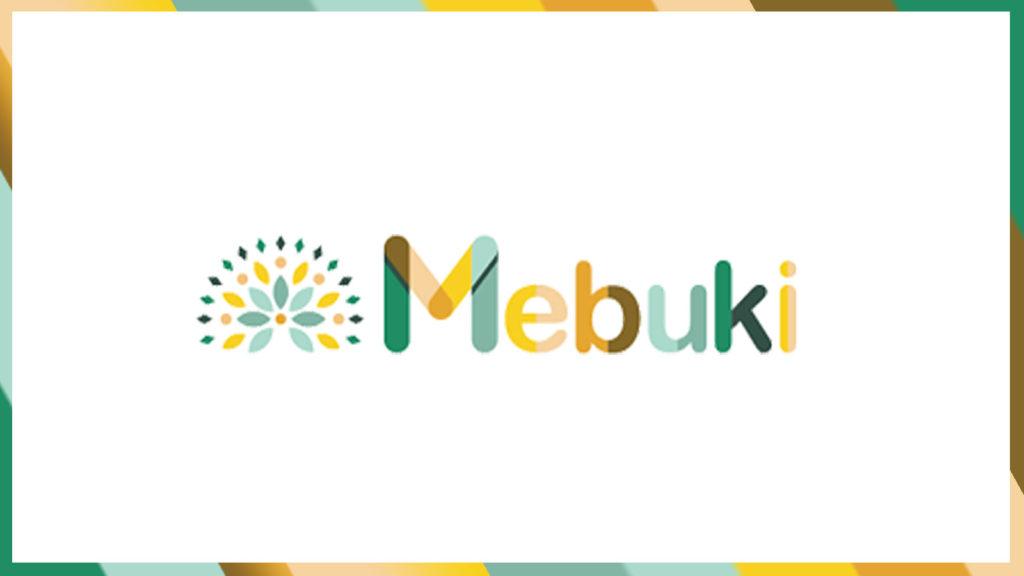 メブキ株式会社と提携開始